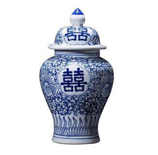🚚 Xi Oriental ceramic ginger jar