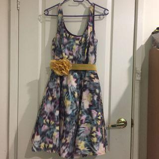 Watercolour Dress (12)