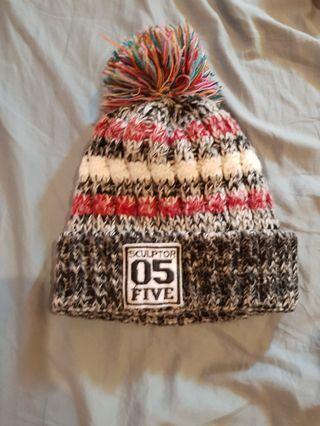 超保暖毛帽
