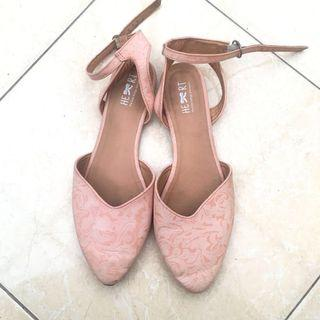 Little Things She Needs Pink Sandal