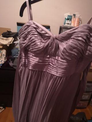 Formal BCBG size 06 dress