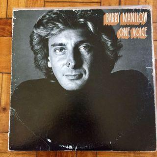 Barry Manilow Vinyl Album