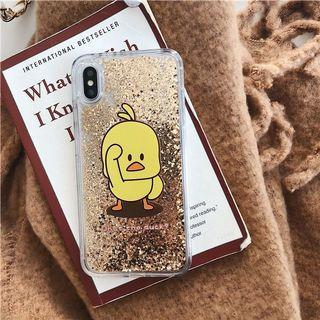 Iphone XR yellow duck casing