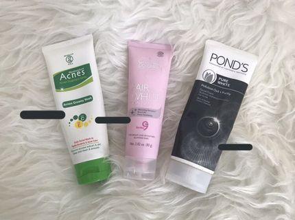 Facewash / sabun cuci muka acnes ponds
