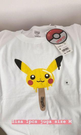 BNWT Uniqlo x Pokemon T-shirt NEW! Cman 1
