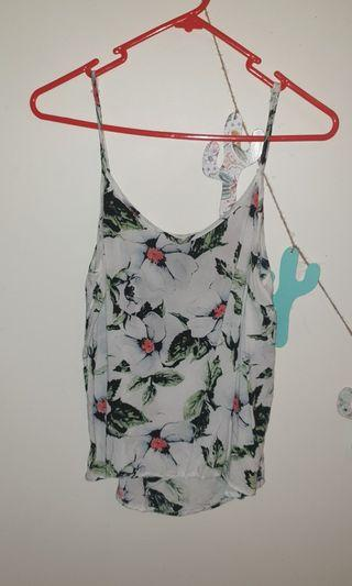 Flower Top size S/8