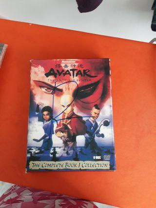 Avatar CDs Original Complete Book 1 Collection