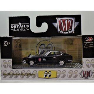 全新 1:64 MOON EYES MOONEYES NISSAN FAIRLADY日產 240Z - BLACK (非 tomica hot wheels hotwheels mini gt tarmac tiny)