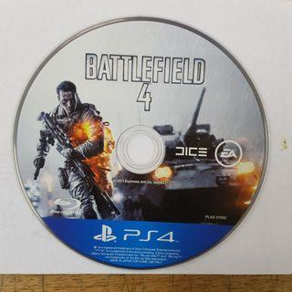 Kaset PS4 BATTLEFIELD 4