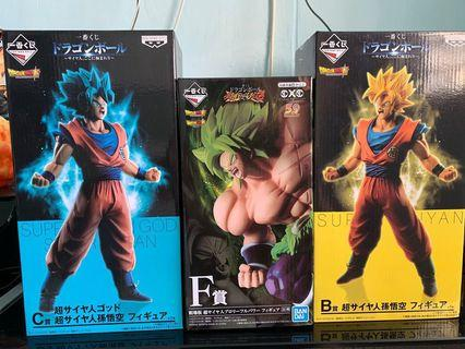 🚚 Ichiban Kuji: Dragon Ball Goku Broly