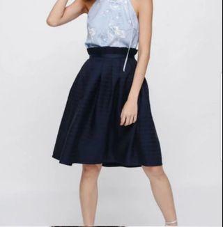 Brandnew Love Bonito Midi Pleated Skirt