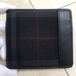 BURBERRY Men's Bifold Wallet 100% AUTHENTIC+BRAND NEW!
