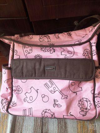 Carter Baby Bag- Almost New!