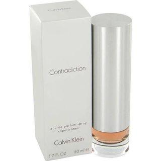 Authentic CK Contradiction perfume (women)