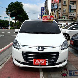 納智捷Luxgen M7 Turbo ECO Hyper 7人座 一手車 熱門休旅