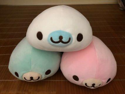 日本景品 san-x 三色海豚