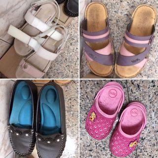 🚚 女鞋、女童涼鞋