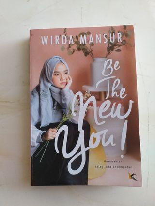 Be the new you Wirda Mansur