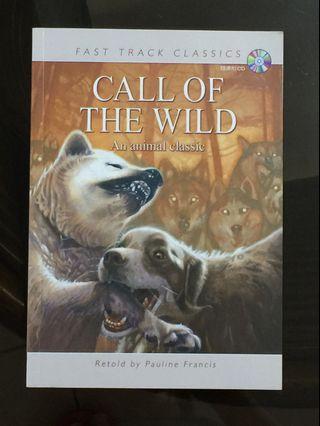 🚚 英語好書附CD CALL OF THE WILD