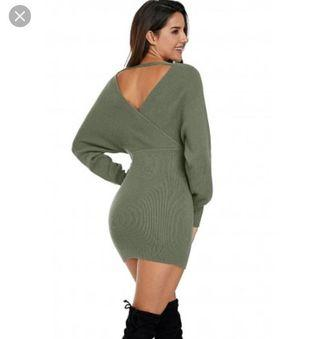 Fashion Nova Sweater Dress