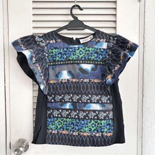 [SELL] KENZO X H&M PATTERN TOP