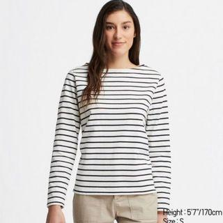 Uniqlo long sleeve top