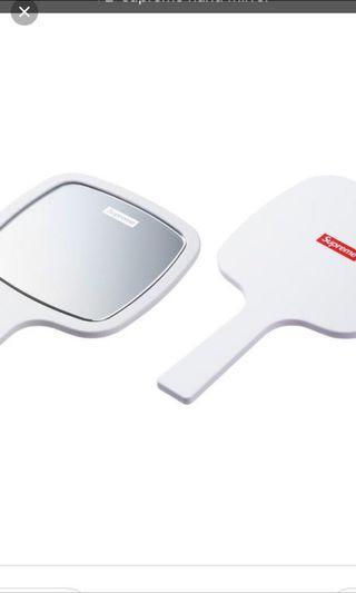 supreme hand mirror