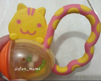 PRELOVED Teether baby