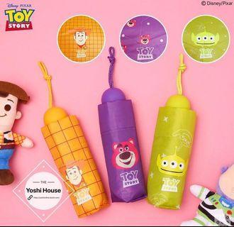 🇰🇷韓國直送 Toys Story縮骨雨傘☂️