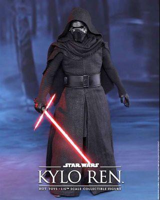 Hot Toys MMS320 Star Wars The Force Awakens Kylio Ren not marvel iron man predators