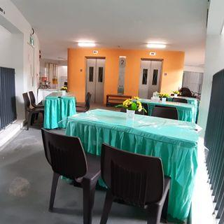 [Rent] Tables and Chairs Rent Rental Cheap Deliver Setup Event Function Wedding Birthday Party Flee Market Roadshow Kenduri Buffet BBQ Barbecue Barbeque Rental Open House Celebration 4