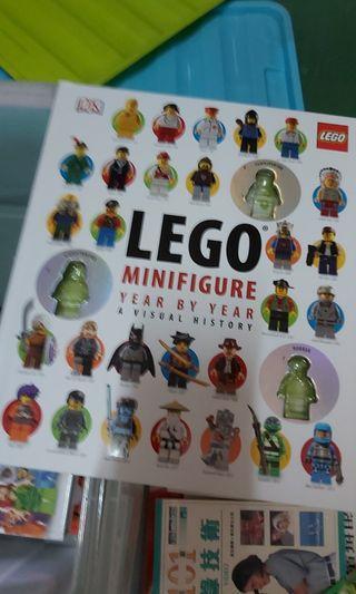 Lego 人仔書