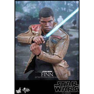 Hot Toys Star Wars MMS345 The Force Awakens Finn not marvel avengers predator