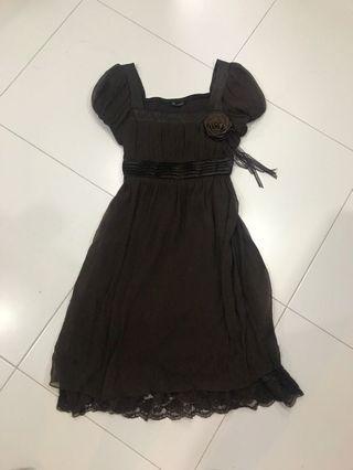 Sale - Brown Dress (like new)