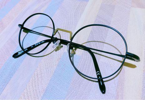 Korea Style Round Glasses
