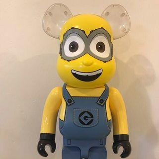 Be@rbrick - Despicable Me 3 Dave
