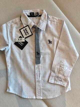 Boy Blouse and Tie set