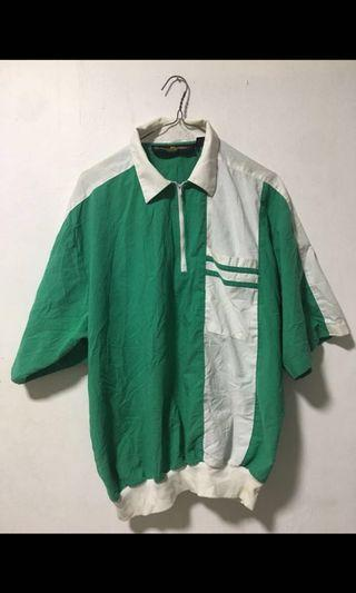 Vintage Soccer Pullover Jersey/Polo