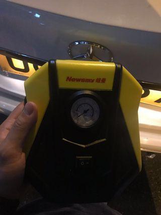 車胎打氣泵