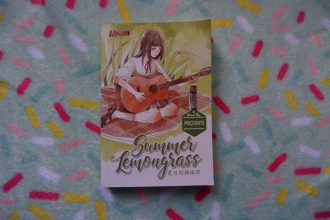 novel romance remaja summer lenongrass
