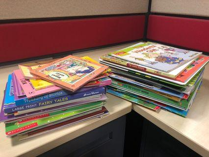 Children's Books - assorted