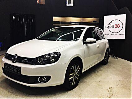 Volkswagen Golf 1.4 Auto TSI DSG