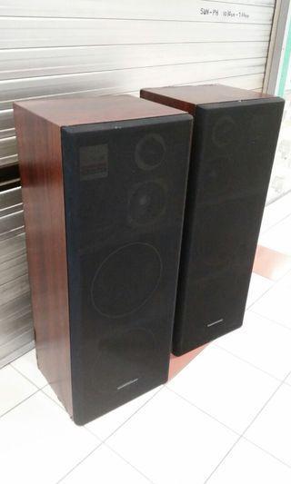 Huge Marantz LS-88 3-Way Loud speakers..Gd working