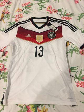 Germany Football Club Jersey (Muller)