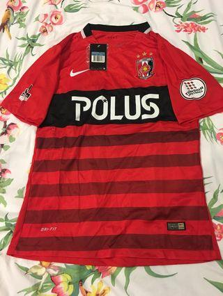 Urawa Red Diamond Jersey