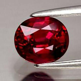(SOLD) UNHEAT Natural Pigeon Blood Ruby. PM for details. Only Serious buyer. Setting with Diamonds can be done.R2/2/2719