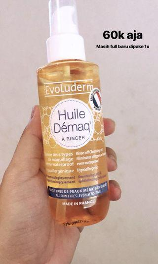 Evoluderm Cleansing Oil 150ml