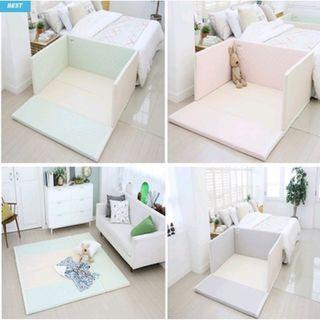 🚚 Korean Elani Baby Bumper Bed / Mat