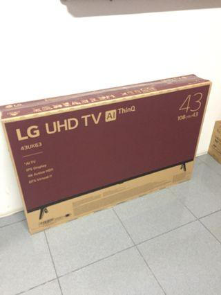 Smart TV LG UHD TV 43inch [43UK6300PTE]
