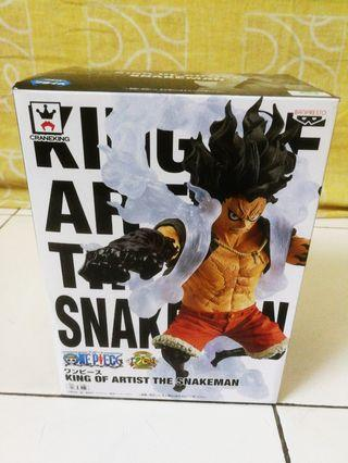 King of Artist Luffy gear 4